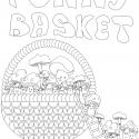 Funny basket