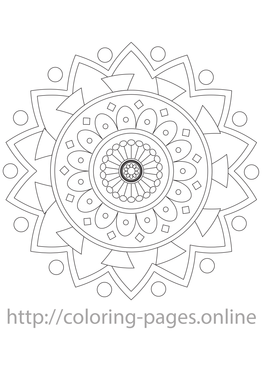 Symbian mandala