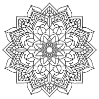 nandala coloring pages