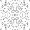 Medial pattern