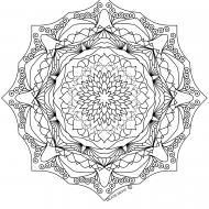 Unique mandala