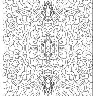 Mystical pattern
